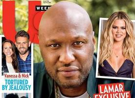 lamar odom admits to drugs abuse and multiple affairs during khloe kardashian marriage
