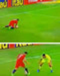 Alexis Sanchez does 'a Zidane, a Gerrard and a Ronaldinho' in the space of five seconds
