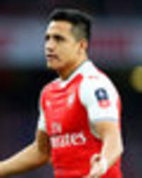 arsenal line up real madrid star as alexis sanchez replacement