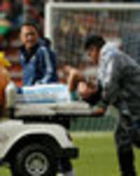 star set to miss liverpool v everton after being stretchered off in world cup qualifier