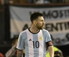 Lionel Messi banned from next four competitive internationals