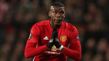 pogba among man utd absentees for west brom game