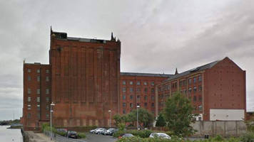 grimsby's victoria mill silo bought for £1 by council
