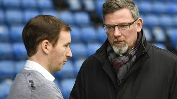 ian cathro: hearts' craig levein should leave match day to coach - steven pressley