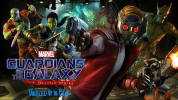 first episode of telltale games' guardians of the galaxy releases next month