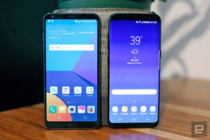 Samsung's 'unbox your phone' event gave us a phone that's still a box