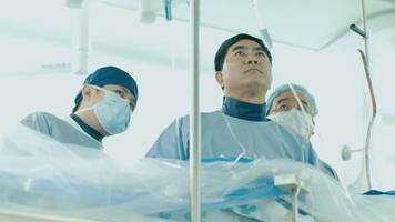 DeltaHealth Hospital Shanghai Live Broadcasts Academician Junbo Ge's Coronary Interventions Online