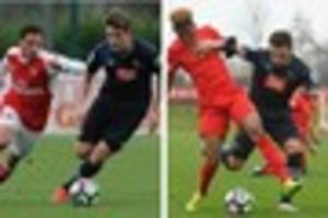 derby county youngsters mason bennett and timi elsnik profiled...