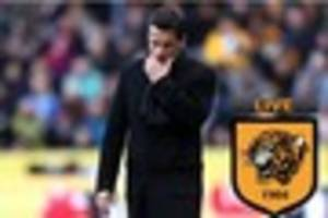 Live Hull City news as Markus Henriksen wants two wins and West...