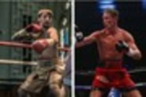 plymouth boxer adaway handed tv showdown with former gb olympic...