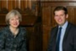 brexit: bath mp ben howlett calls for country to 'come together'...