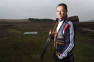 armadale trap shooter sharon niven looks to ease glasgow 2014 heartache by qualifying for next year's commonwealth games
