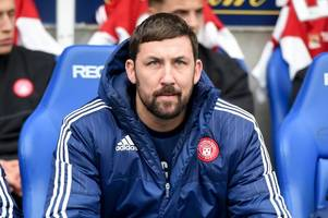 martin canning: accies are nearly injury-free for the first time in months