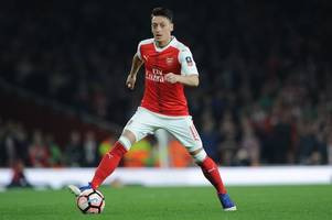 mesut ozil slams arsenal critics - 'somebody needs to be singled out, sadly most of the time it's me'