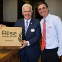 Members of Congress Unite with Kraft Heinz to Fight Global Hunger in the Capital