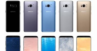 Carriers Announce Galaxy S8 and S8+ Availability and Pricing Details