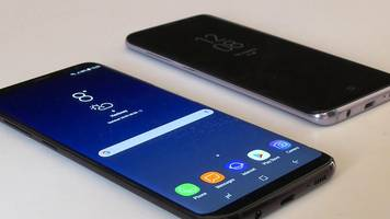 Samsung Galaxy S8 and S8+: First look