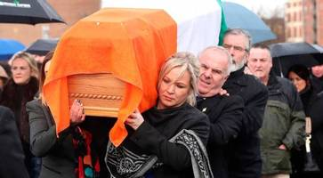 council probes east belfast 'fun day' that coincided with funeral of martin mcguinness