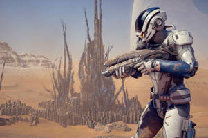 'Mass Effect: Andromeda': The best weapons in the galaxy you should craft