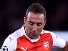 cazorla: arsenal man out for longer than expected - again!