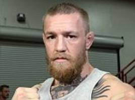 Conor McGregor will not retire after Floyd Mayweather bout