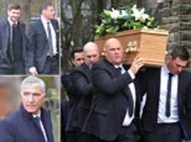 Ronnie Moran funeral: Liverpool FC legends honour icon