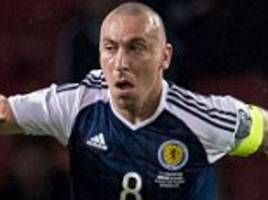 scott brown can face england, says brendan rodgers
