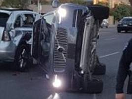 Uber's self-driving car was not to blame for Arizona crash