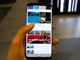 the samsung galaxy s8 voice assistant bixby won't recognise british accents when the phones launch in the uk