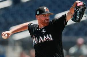 dan straily goes 6 strong for marlins in final spring start