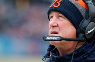john fox says the chicago bears are in 'striking distance' after 3-13 season