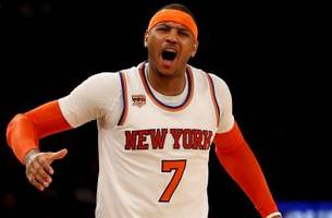 Carmelo Anthony says he doesn't know his role with the Knicks anymore