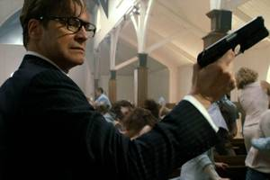 'kingsman: the golden circle' first trailer resurrects colin firth, welcomes channing tatum