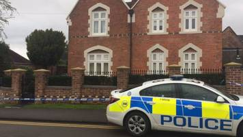 Mother and son fatally stabbed in Stourbridge home