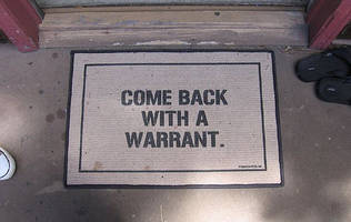 death at your door: knock-and-talk police tactics rip a hole in the constitution