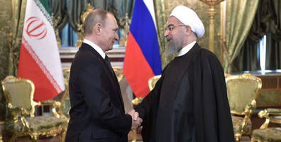 Iran's President Rouhani Visited Russia: Another Step To A Multipolar World