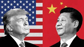 we can't have massive trade deficits: trump warns of very difficult meeting with china