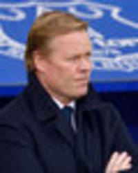 mark lawrenson says everton will lose to liverpool and it'll be ronald koeman's fault