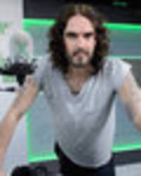 russell brand returns to radio for first time since sachs row