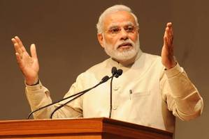 pm asks bjp mps to spread awareness about center's welfare schemes