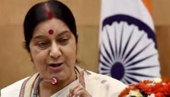 Violent incidents against Nigerians to be impartially probed by UP Govt: Sushma Swaraj