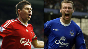 Liverpool v Everton: How well do you the Merseyside derby?