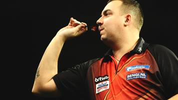 Premier League Darts: Kim Huybrechts to miss Cardiff fixture for family reasons