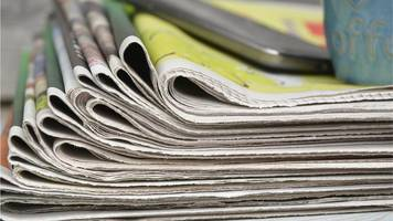 johnston press announces £300m pre-tax loss