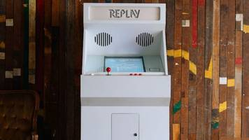 up your cool factor with a custom retro gaming cabinet