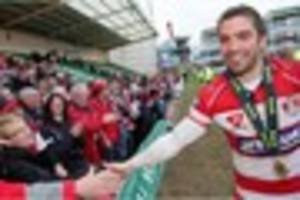 'my time at gloucester was a wonderful experience'