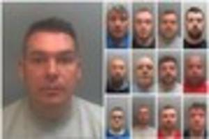 VIDEO: The 13 North Staffordshire and South Cheshire drug dealers...