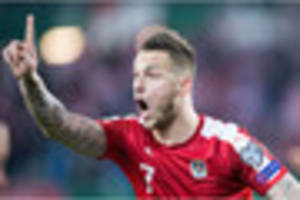 marko arnautovic urged to quit stoke city to join 'an arsenal or...