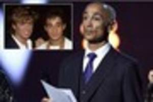 cornwall wham! star andrew ridgeley among the mourners as pop...