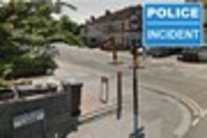 Young man rushed to hospital after stabbing in Thornton Heath